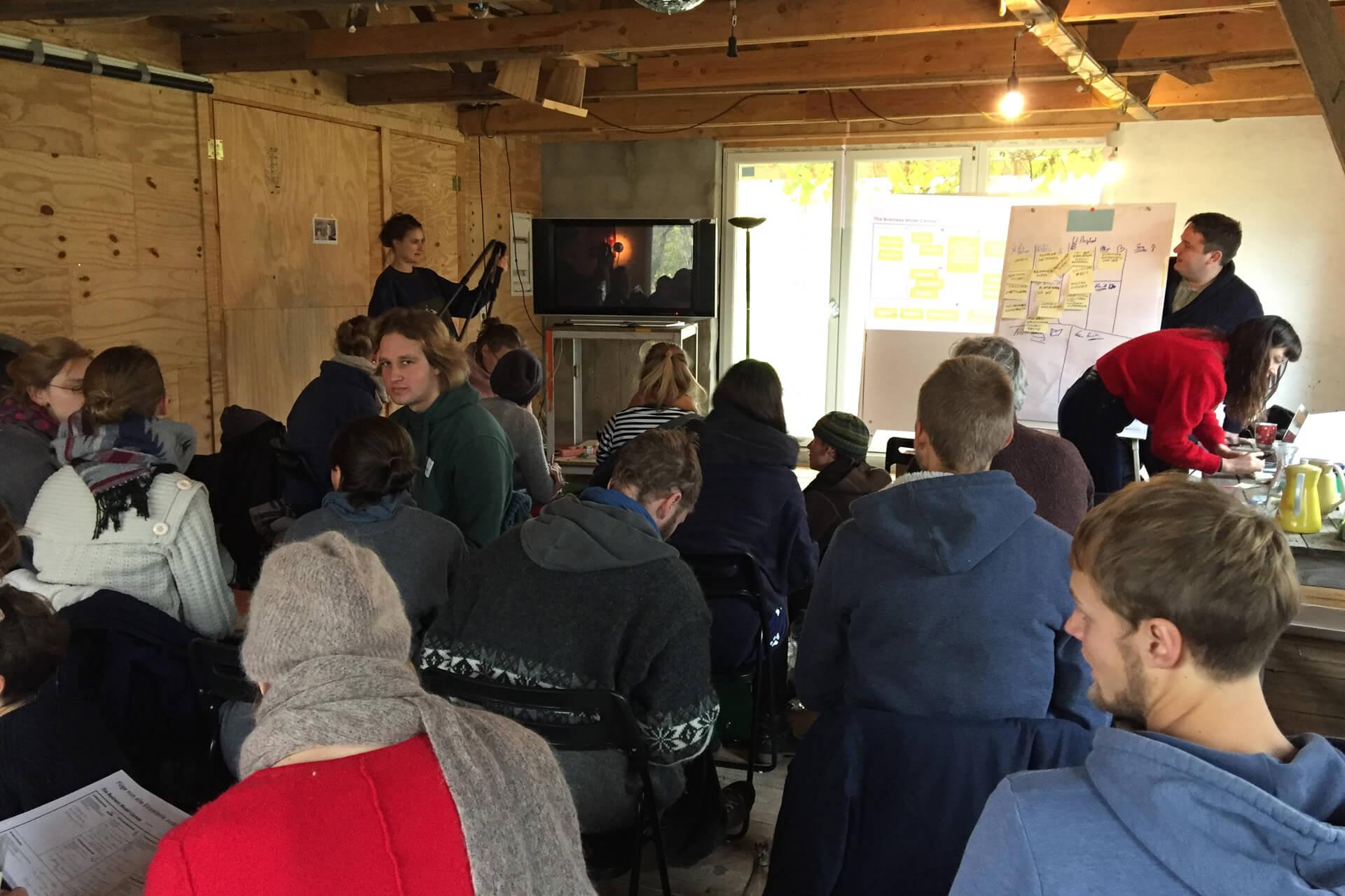 Lokalhelden Gründerwerkstatt