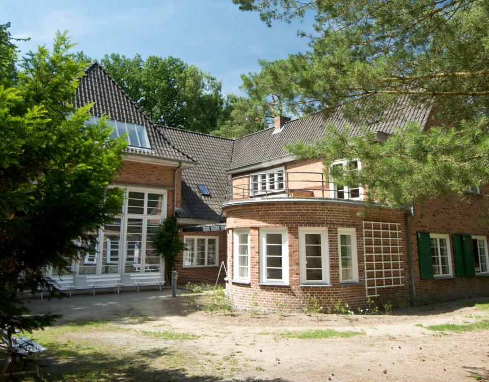 Barlach Atelier in Heidberg