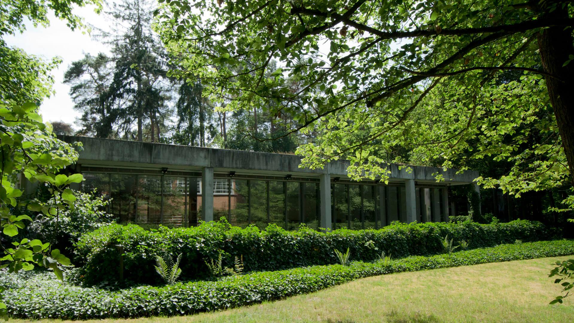 Barlach Museum in Heidberg