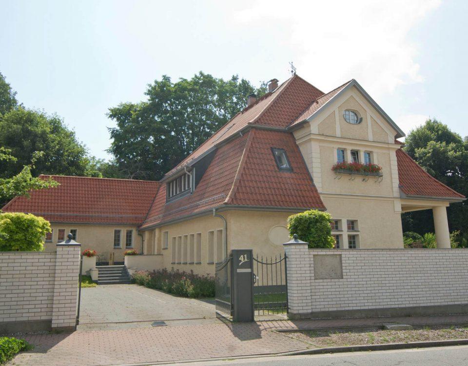 Wohnhaus von Paul Korff