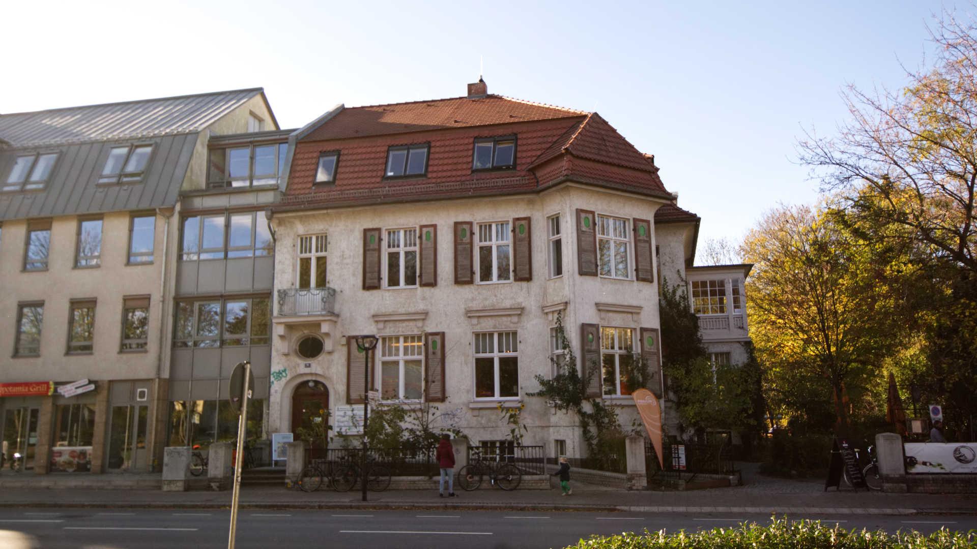 Das Ökohaus in Rostock