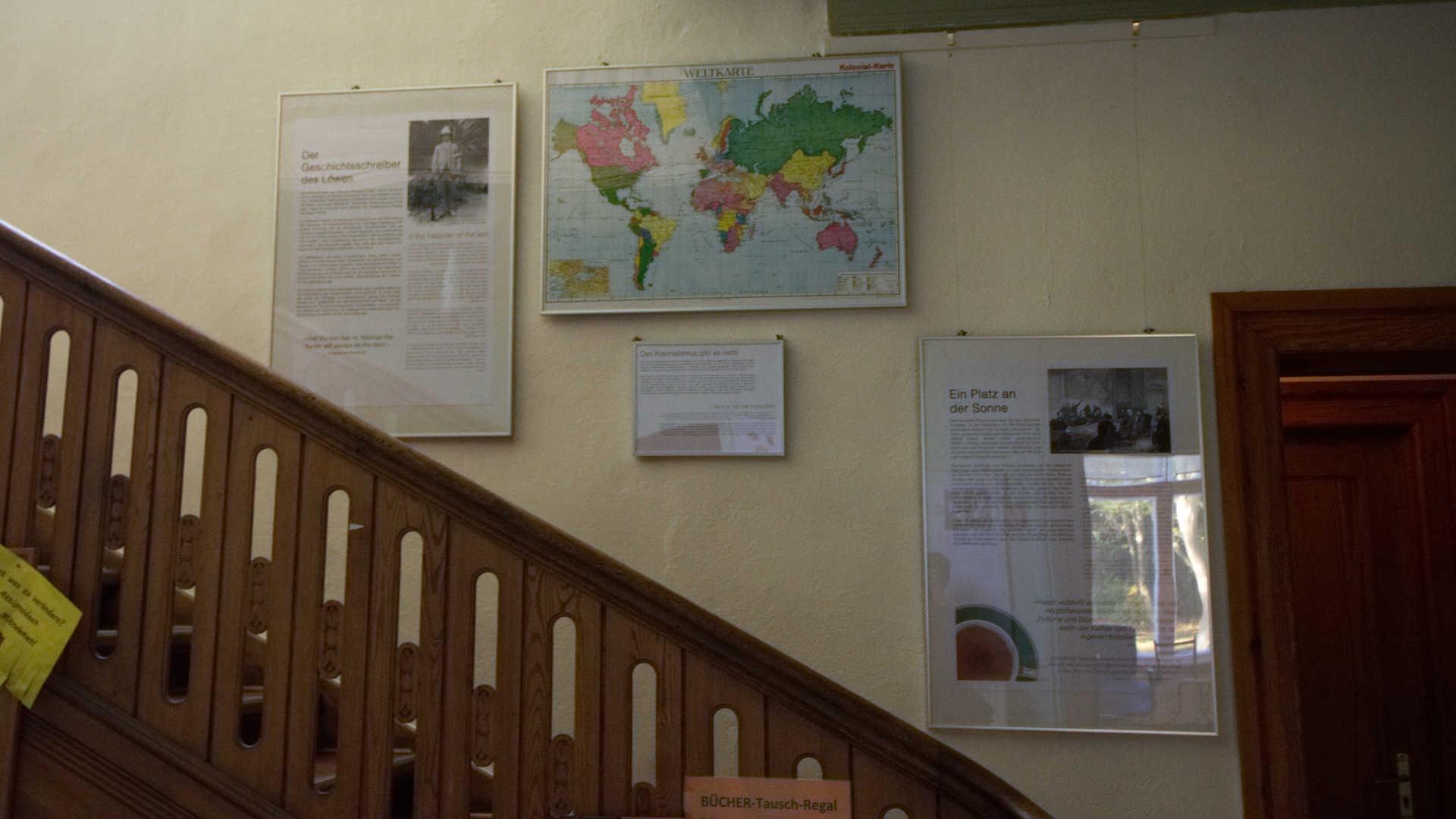 Kolonialwaren als Ideologie im Ökohaus