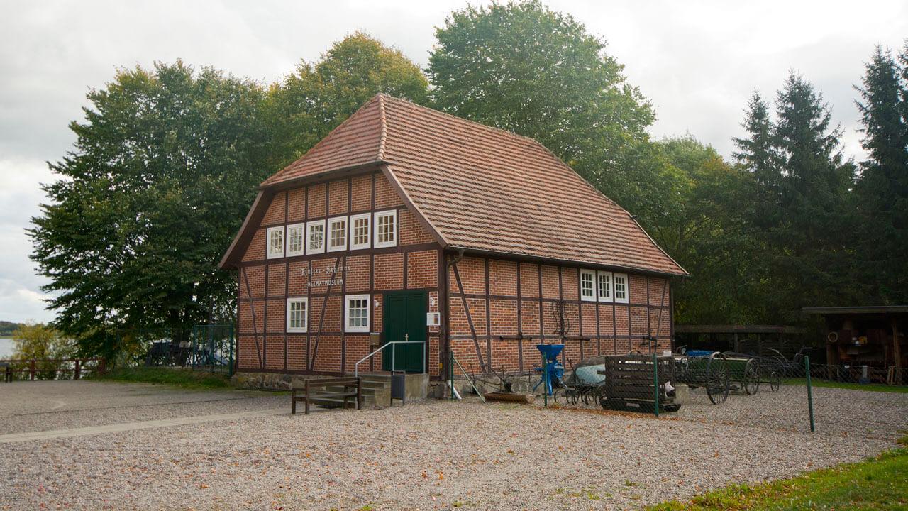 Das Heimatmuseum in Zarrentin