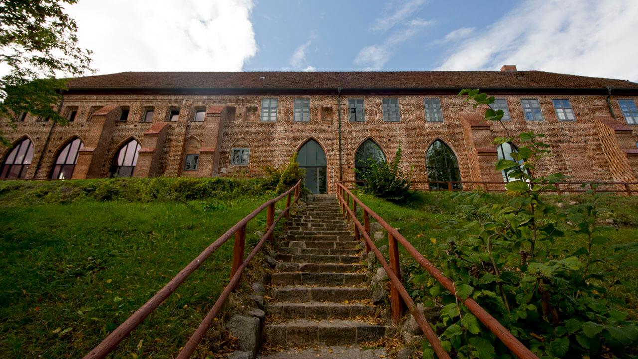 Das Kloster in Zarrentin