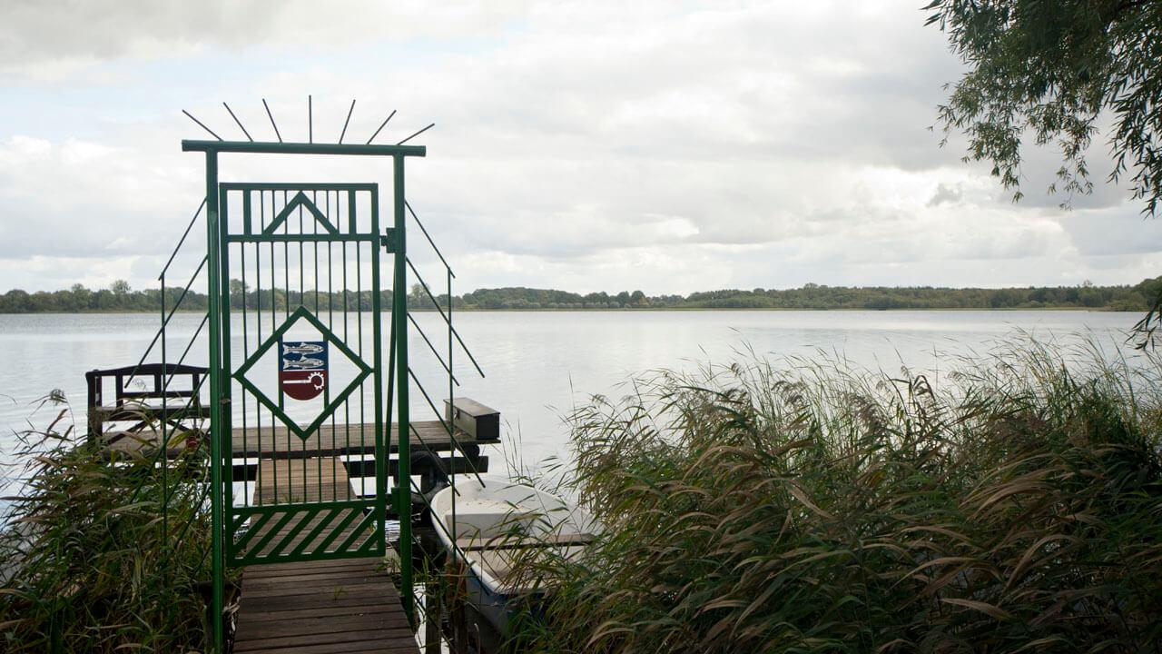 Blick auf den Schaalsee