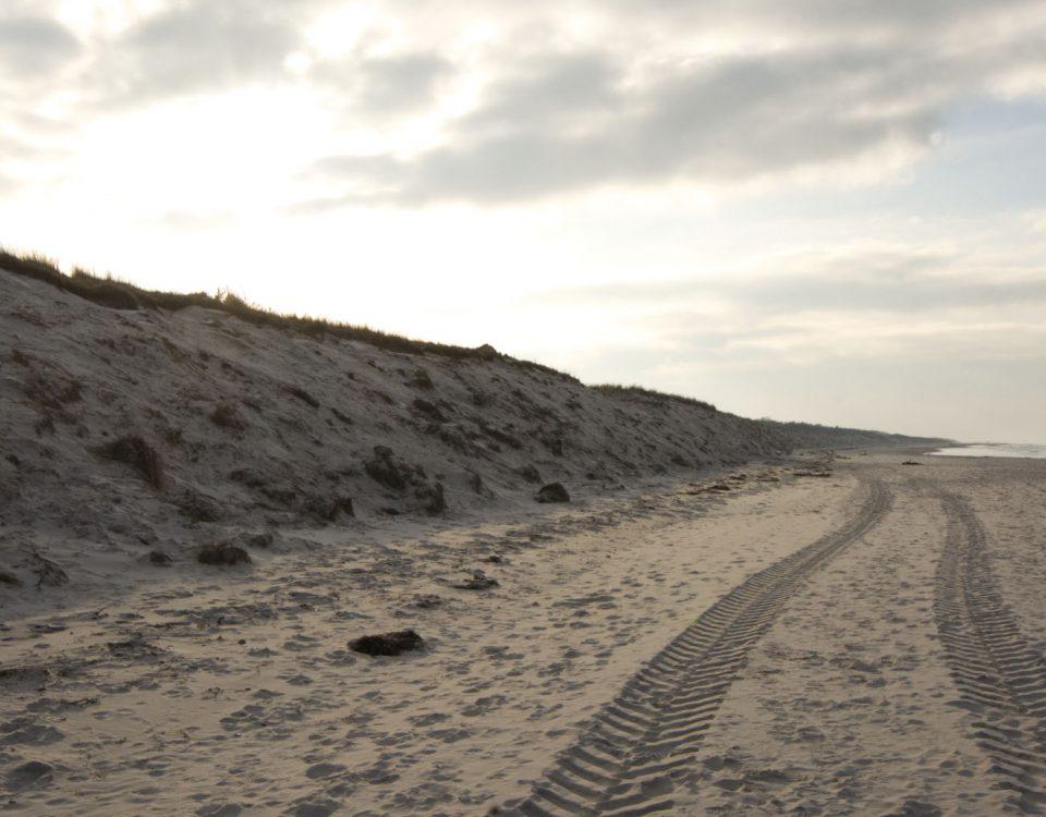 Zeetje Nachwirkungen an der Ostsee